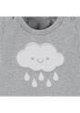 BEES Shirt Shirt Boy or Girl No Unisex Cloud- Grey -  Größe/Farbe: 74 grey