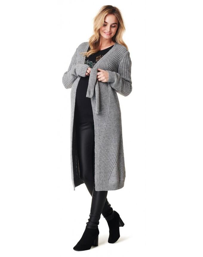 Noppies Cardigan ls Luca - grau