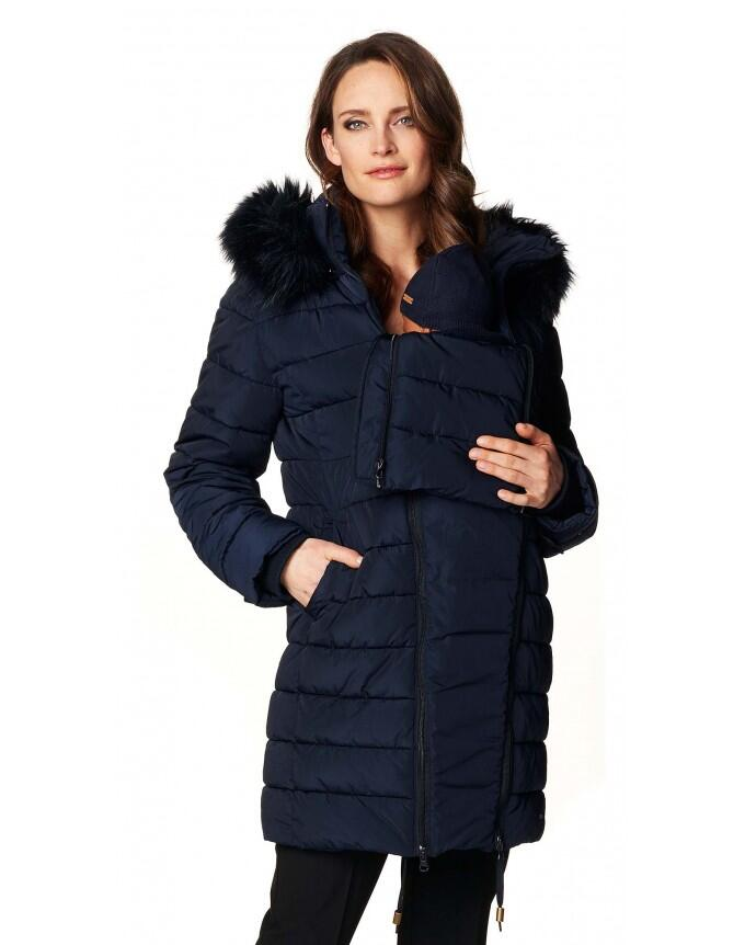 Noppies Jacket Maya 3-way - blau