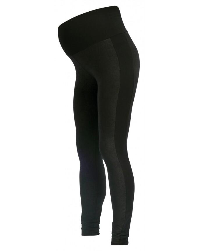 Queen Mum Umstandsleggings jersey long