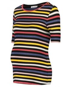 Queen Mum T-shirt Stripe